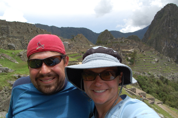 Us at Machu Picchu (3)