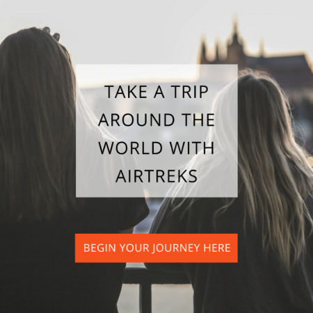 Take a Trip Around the World with AirTreks