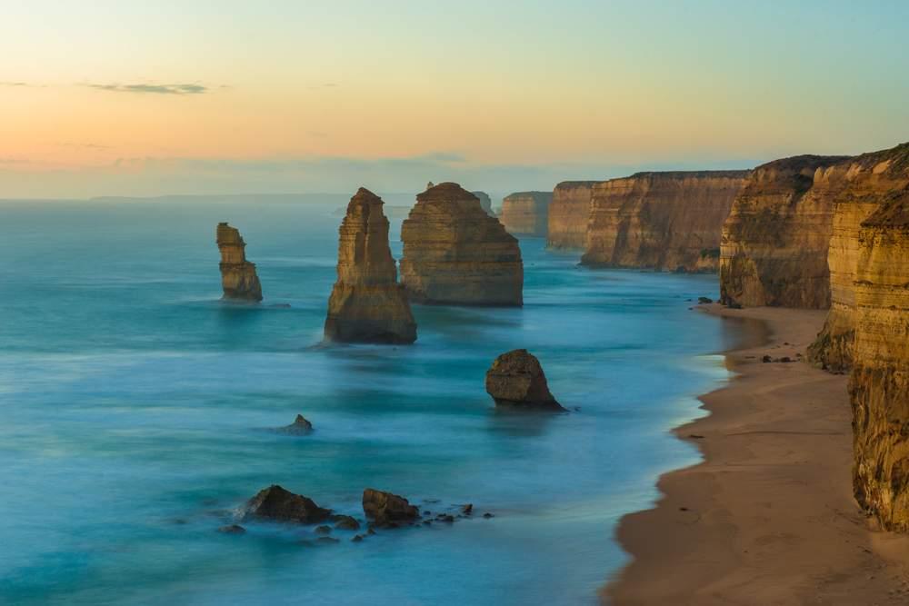 geography australia