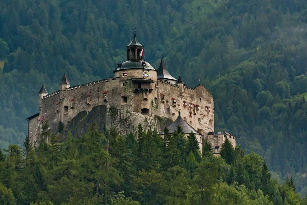 castle Burg Hohenwerfen