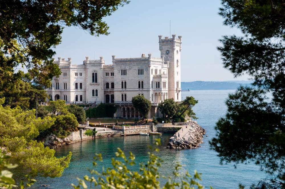 castle Miramare Castle