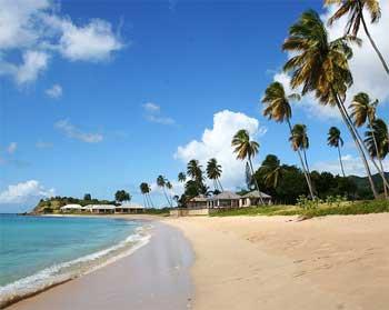 Callaloo Beach, Antigua