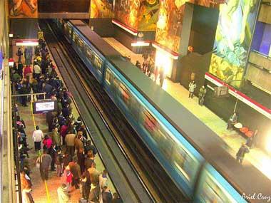 santiago-metro