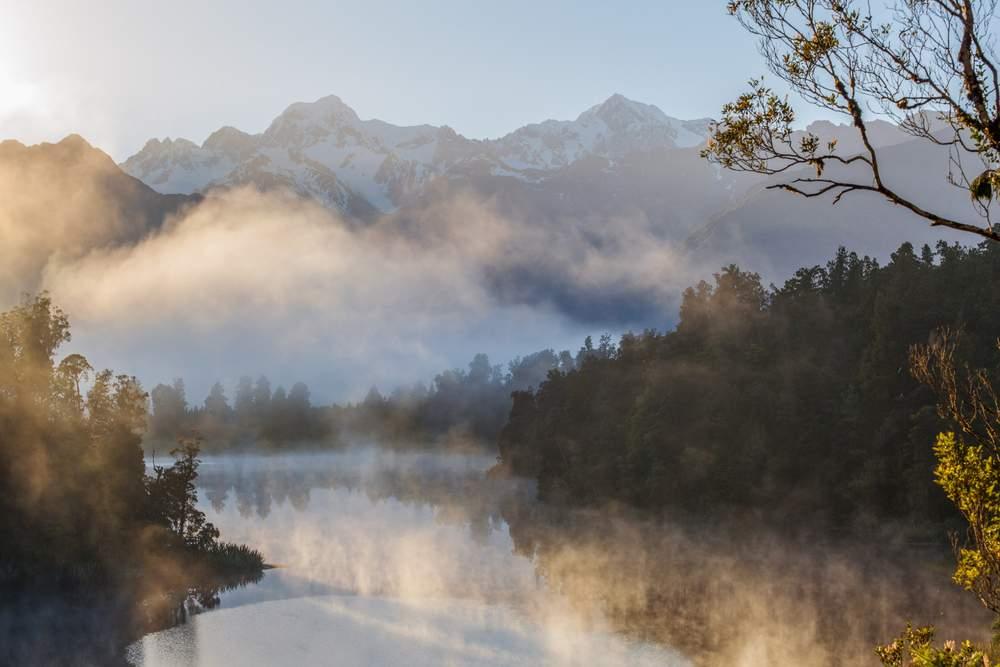 lakes matheson