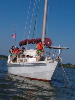 Lorcha-Boat Livin'