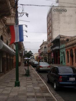 downtown-asuncion-with-flag