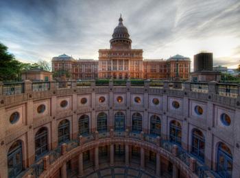 Where the Secret Texas Illuminati Meet