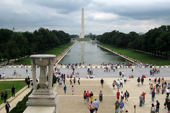 The National Mall is full of free sites and museums