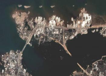 Banda Aceh after the tsunami