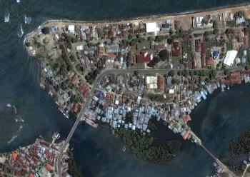 Banda Aceh before the tsunami