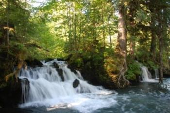Vetter Falls. Photo by sagmeister.ca