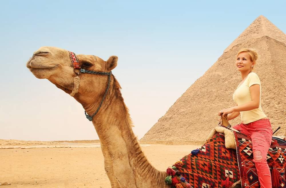 egypt lady