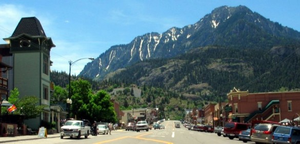 Mianstreet in Ouray