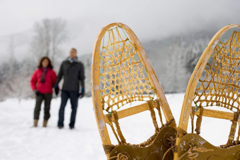 canada winter romance