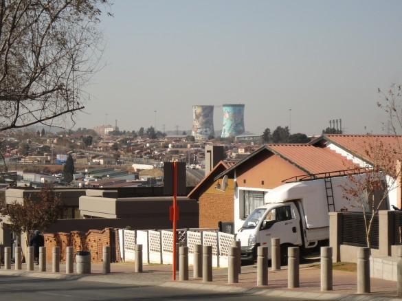 Soweto's Vilikazi Street is where the houses of human rights icons Nelson Mandela and Desmond Tutu ca be found.