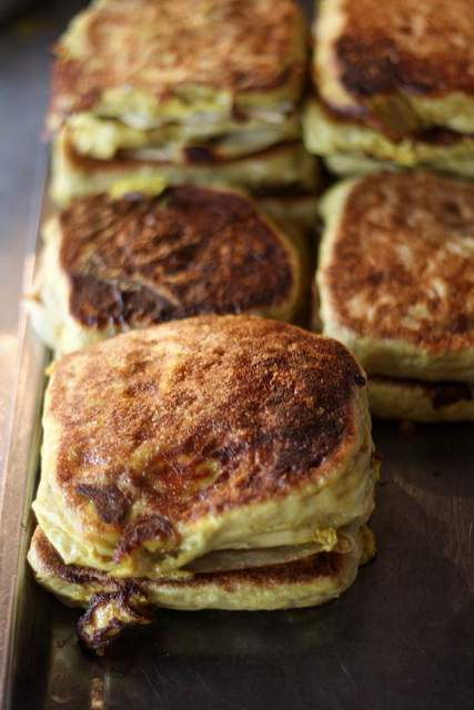 10 bizarre desserts that shouldnt taste so good bootsnall travel thick buttery pancakes stuffed with a variety of sweet and savory fillings martabak is a favorite throughout indonesia and malaysia forumfinder Gallery
