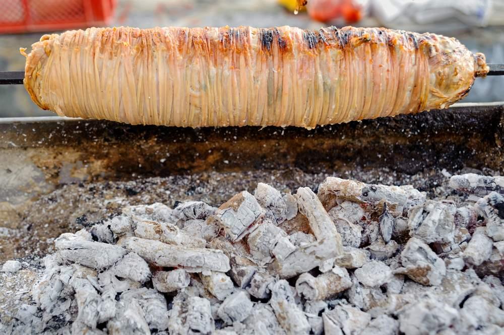 turkish kokorec