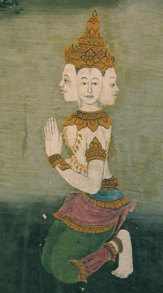 The wai has a long spiritual history.