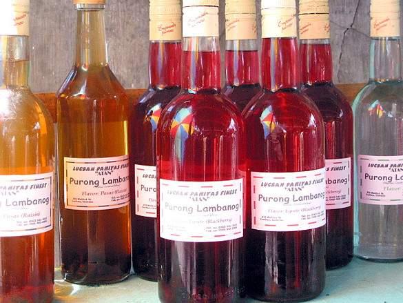 Coconut Rum Popular In The Pacific Islands