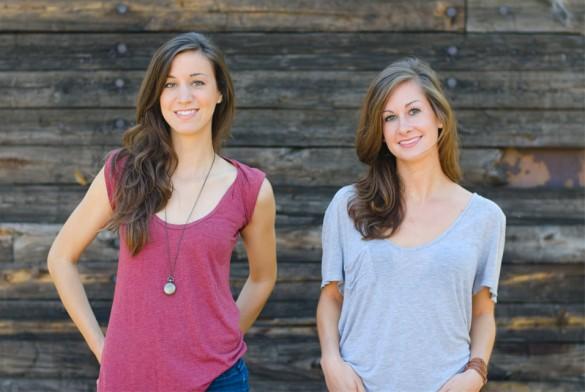 Kristin & Shannon of {r}evolution apparel