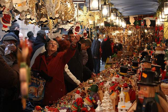 Christmas Markets Around the World