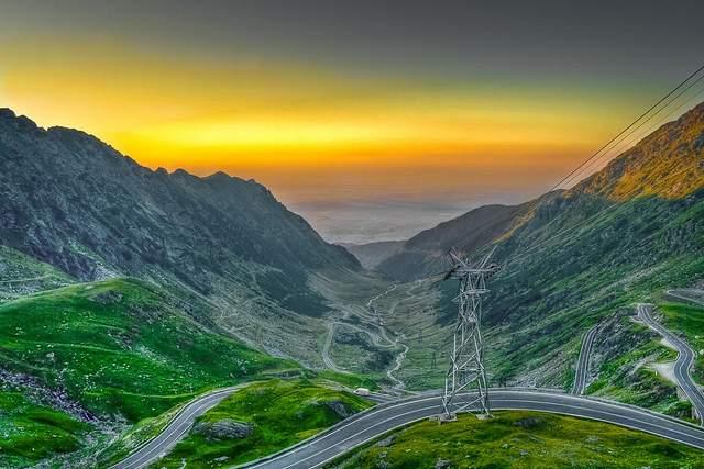 5-Transfagarasan Road