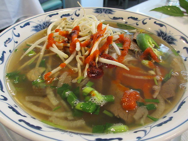 01 Bowl of pho