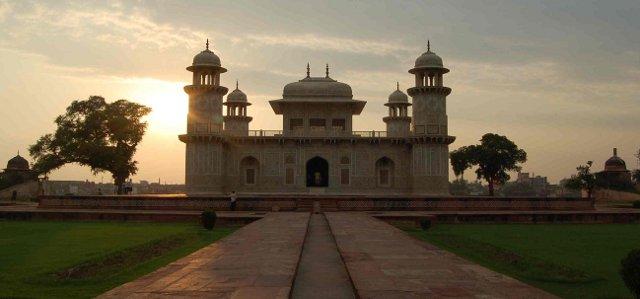 Itimad-ud-Daulah's Tomb - India