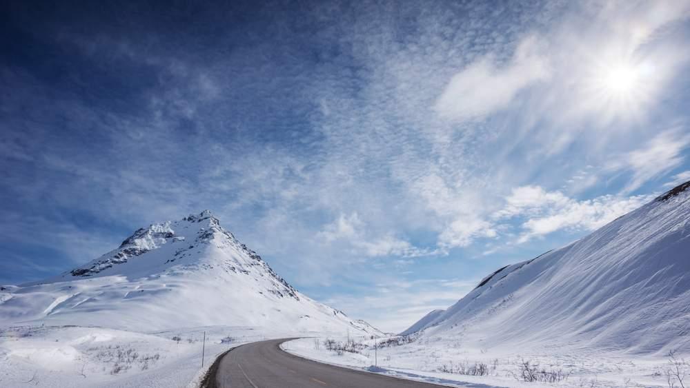 Yukon road