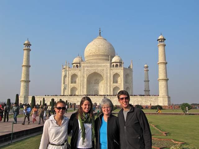 Family and Taj