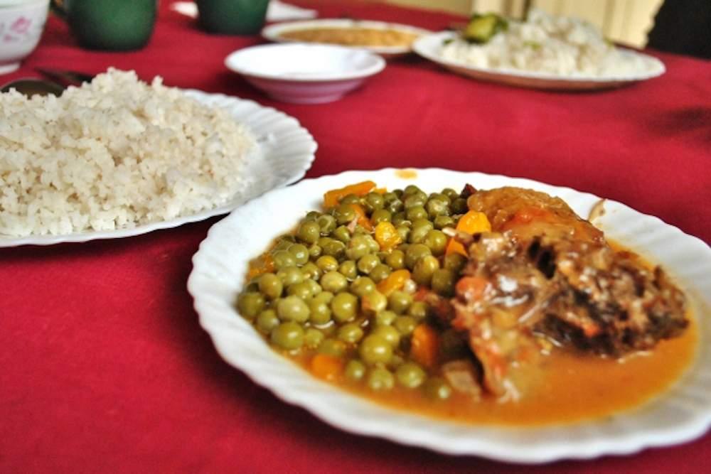 madagascar Rice-and-Loaka