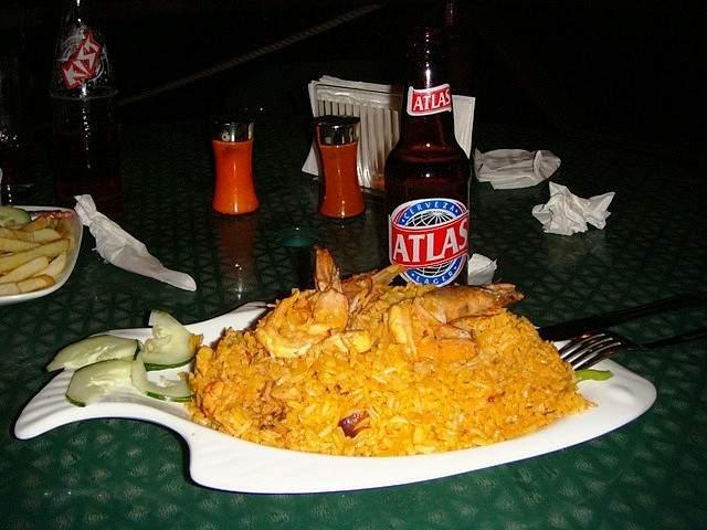 Panama food
