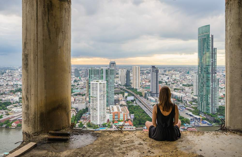 Meditation in the world