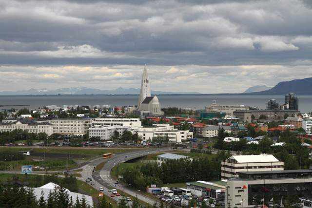 Reykjavik Panoramic