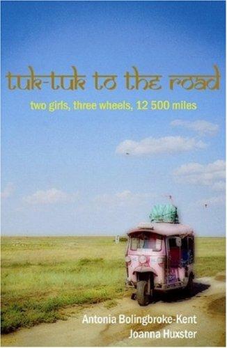 Tuk Tuk to the Road