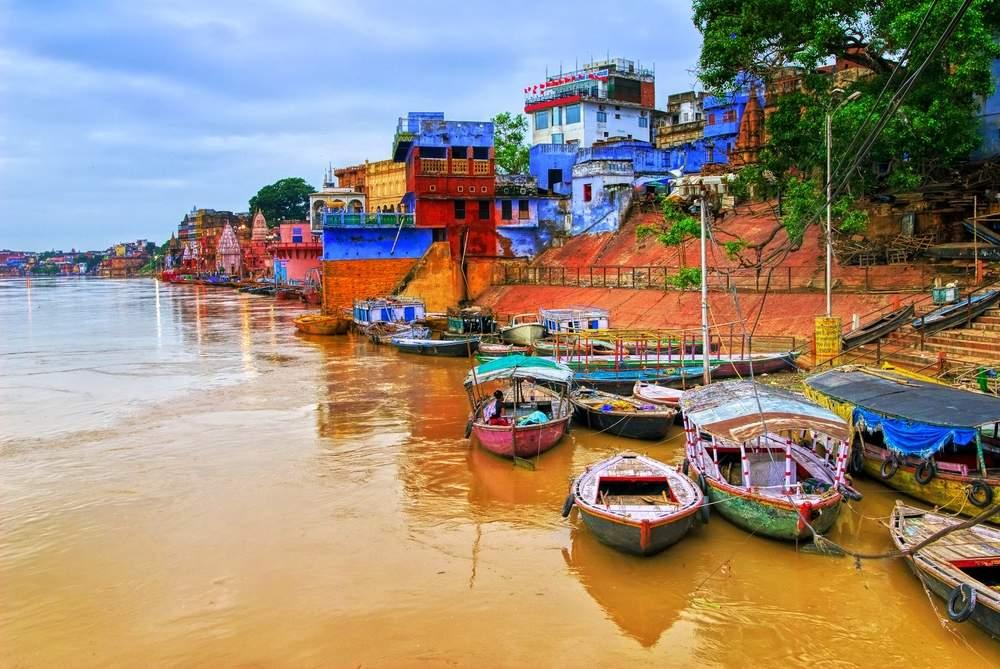 classic india river