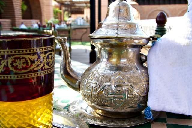 7 - Mint tea
