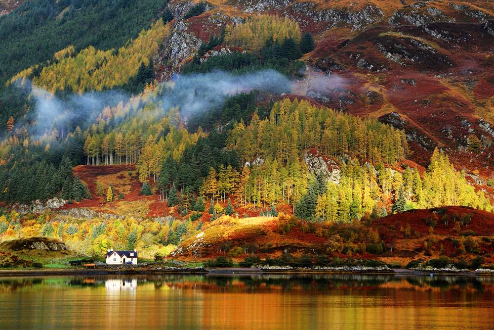 walk scotland