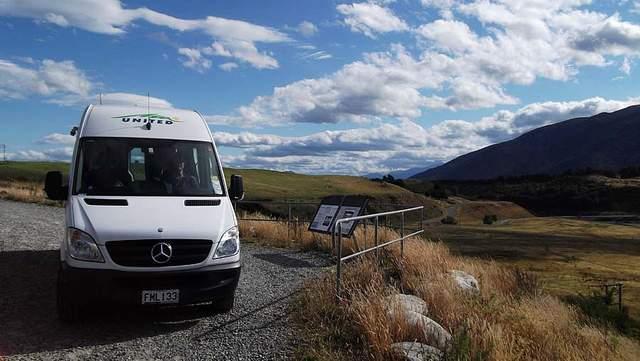 RV in New Zealand