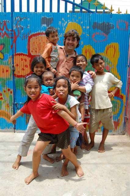 Cambodia orphanage
