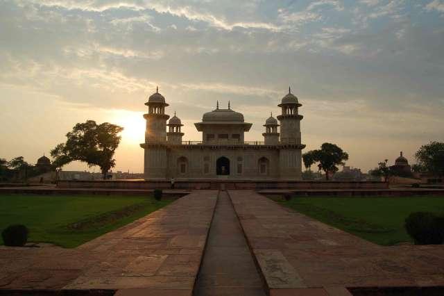 Itimad ud Daulah's Tomb, India