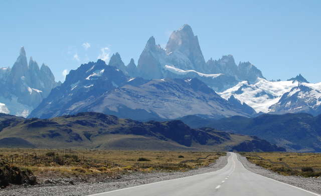The Road to El Chalten, Argentina