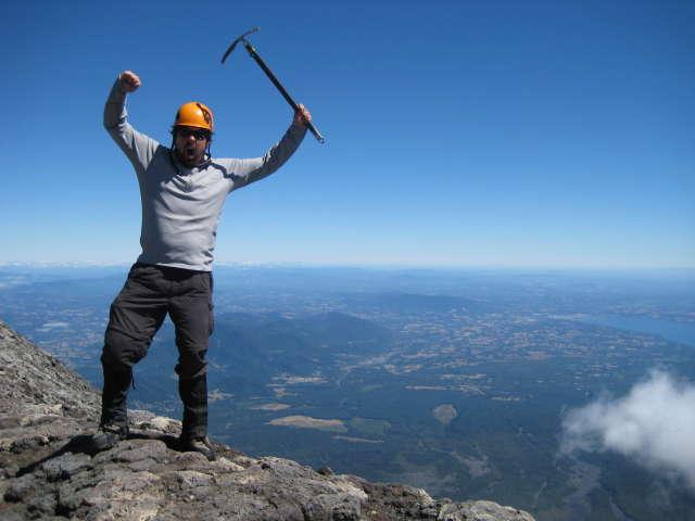 Volcan Villarica, Chile