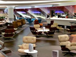 Airport lounge pass