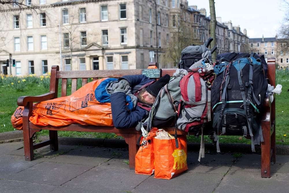 parents homeless