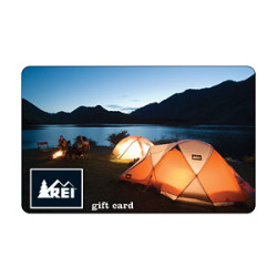 Travel gear gift cards
