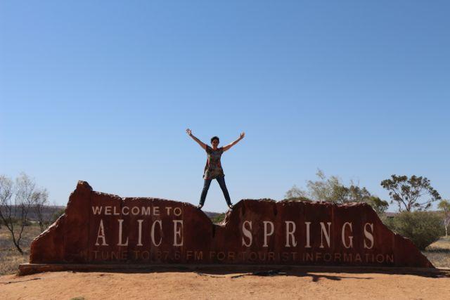 Alice Spring