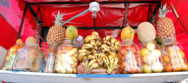 Juice vendors