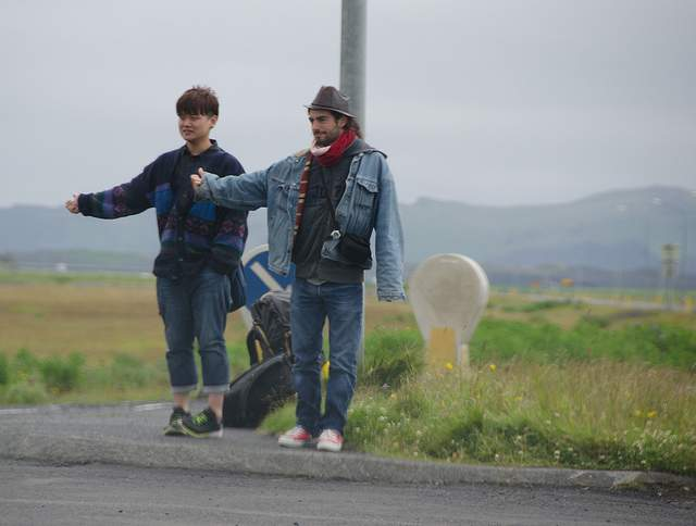 Hitchhikers