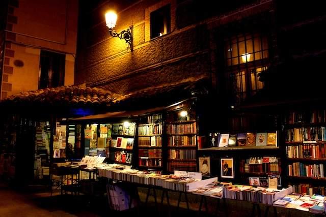Calle_Arenal_Bookshop
